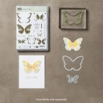 Watercolour Wings Bundle 140232