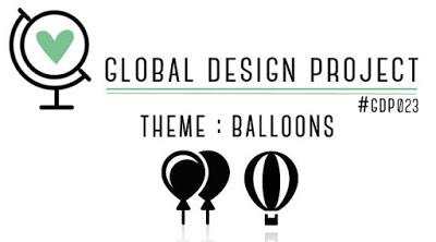 GDP023 Balloons