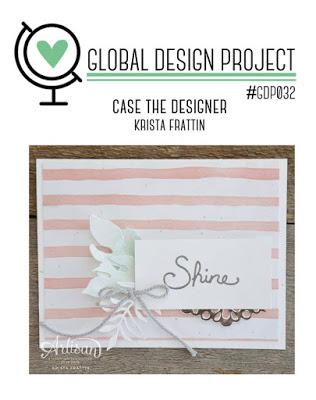 GDP032 Kristas Card
