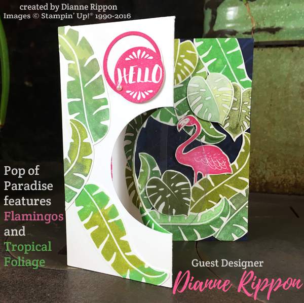 Guest Designer Dianne Rippon
