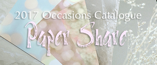 2017 Occasions Catalogue Paper Share