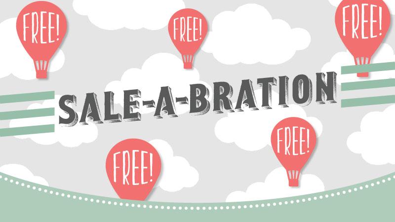 Sale-A-Bration Header