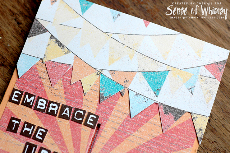 GDP079 Bunting