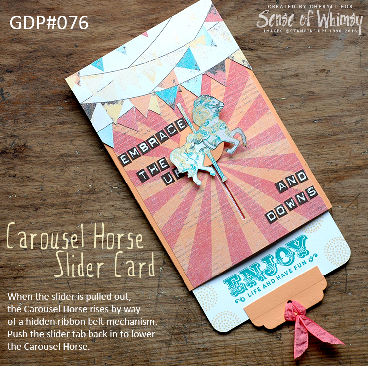 GDP079 Slider Card