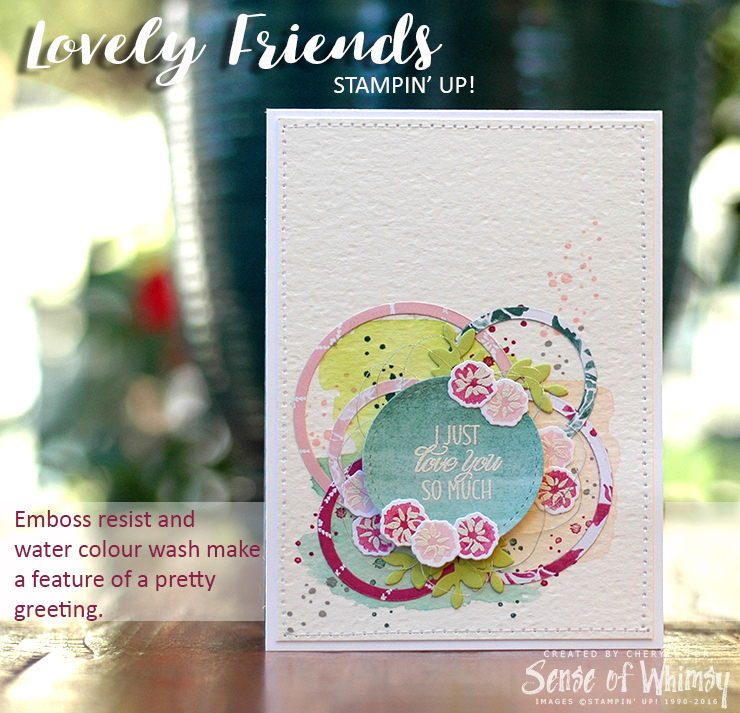 Lovely Friends Card