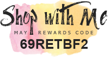 Host Code for May - Share in the Rewards