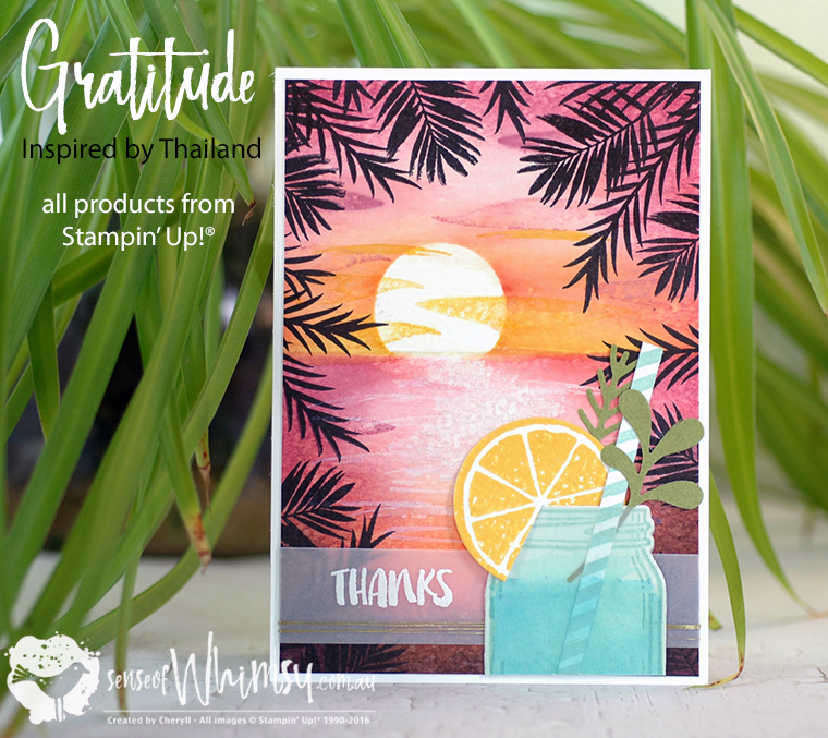 Inspired by Gratitude Kylie's International Blog Highlight