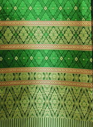 Thai Silk Sample