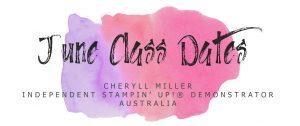June Class