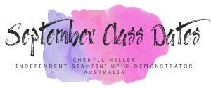 September Class