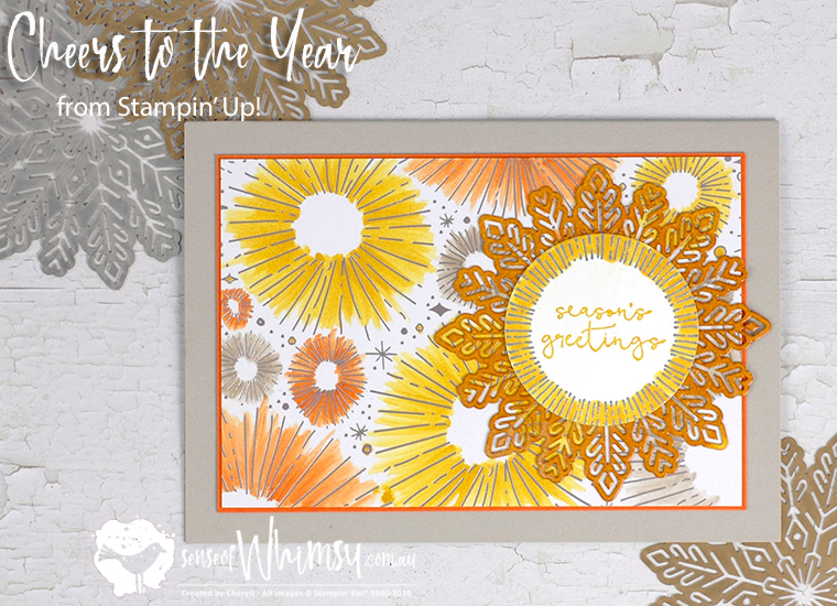 Cheers to the Year Project for Blog Hop