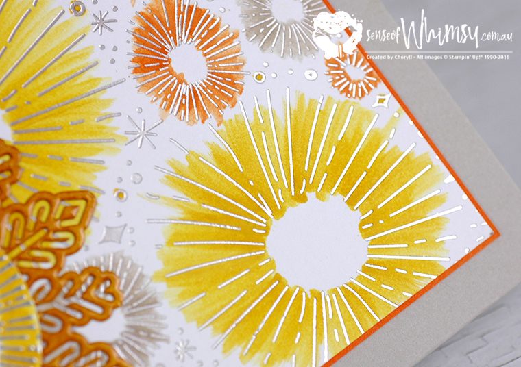 Year of Cheer Designer Series Paper