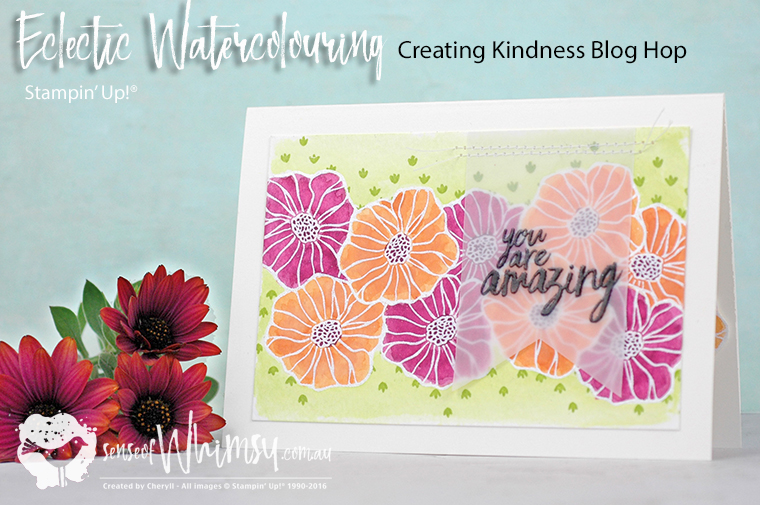 Eclectic Watercolouring