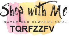 November Rewards Code