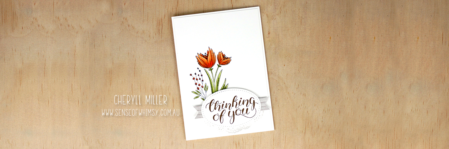 Stampin' Blends Header