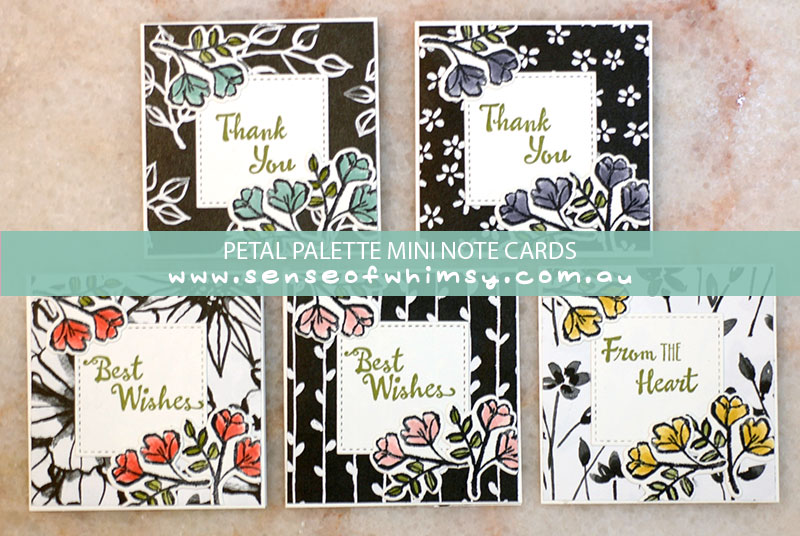 Mini Note Cards
