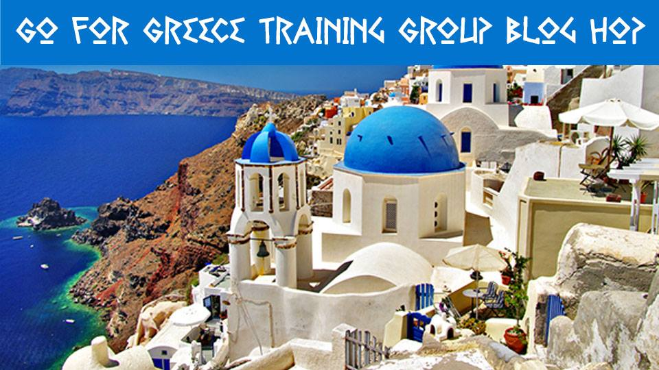 Go For Greece Blog Hop Header
