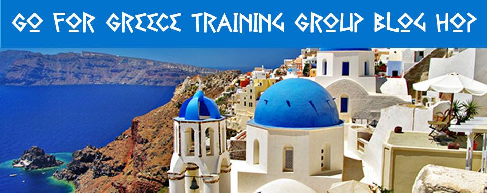 Go For Greece Blog Hop Header