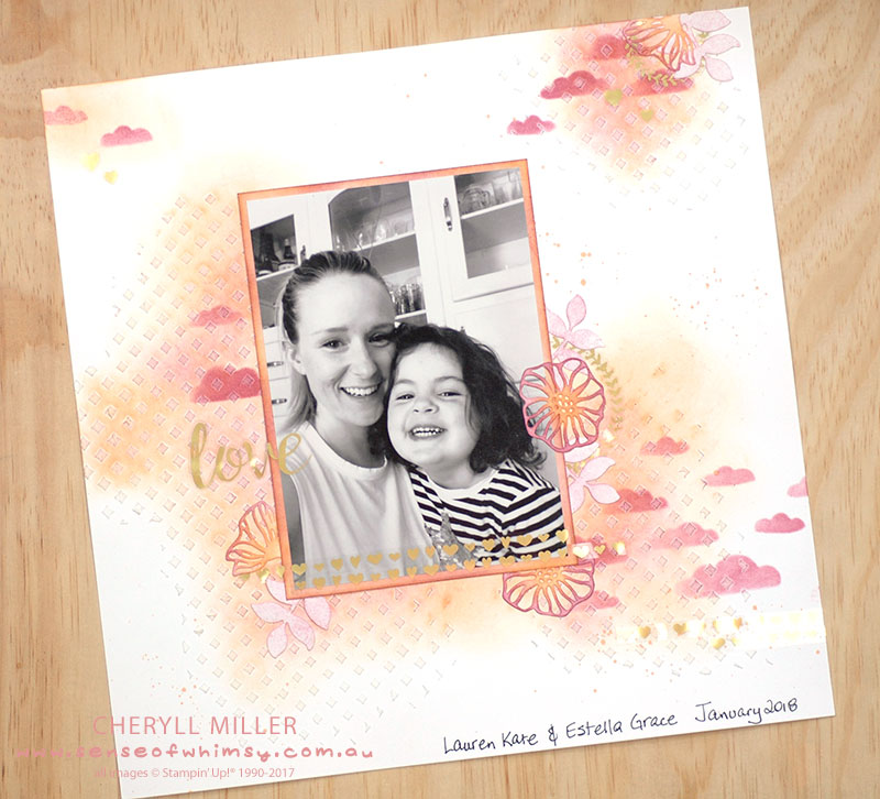 Lauren and Estella pastel colours
