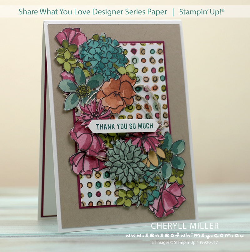 Share What You Love Card
