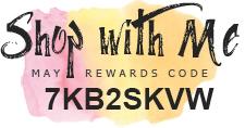 May Rewards Code