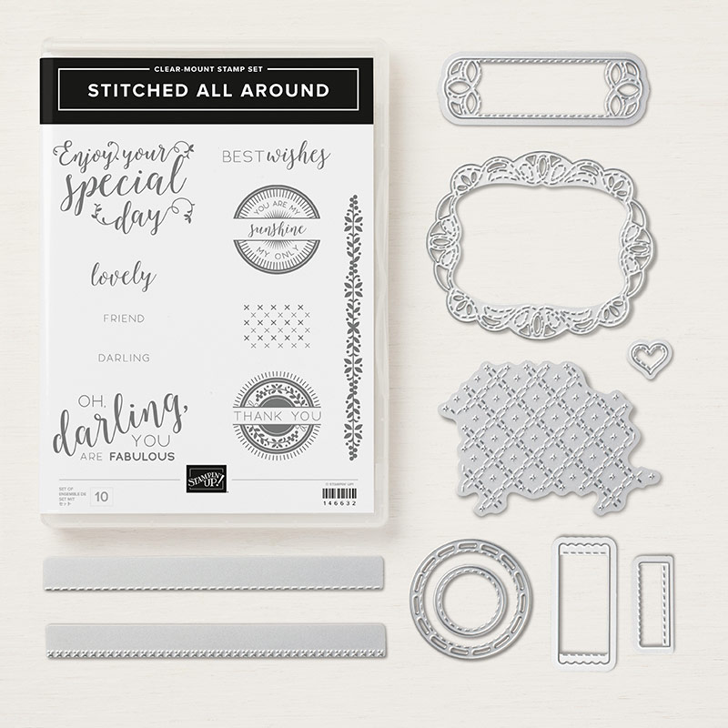 Stitched All Around Bundle