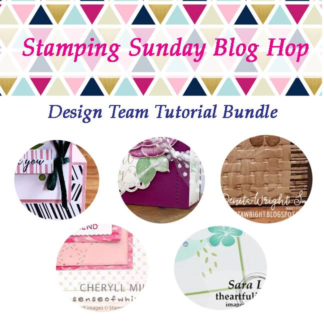 Stamping Sunday July Tutorial Bundle