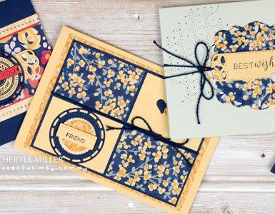 Header Designer Series Paper