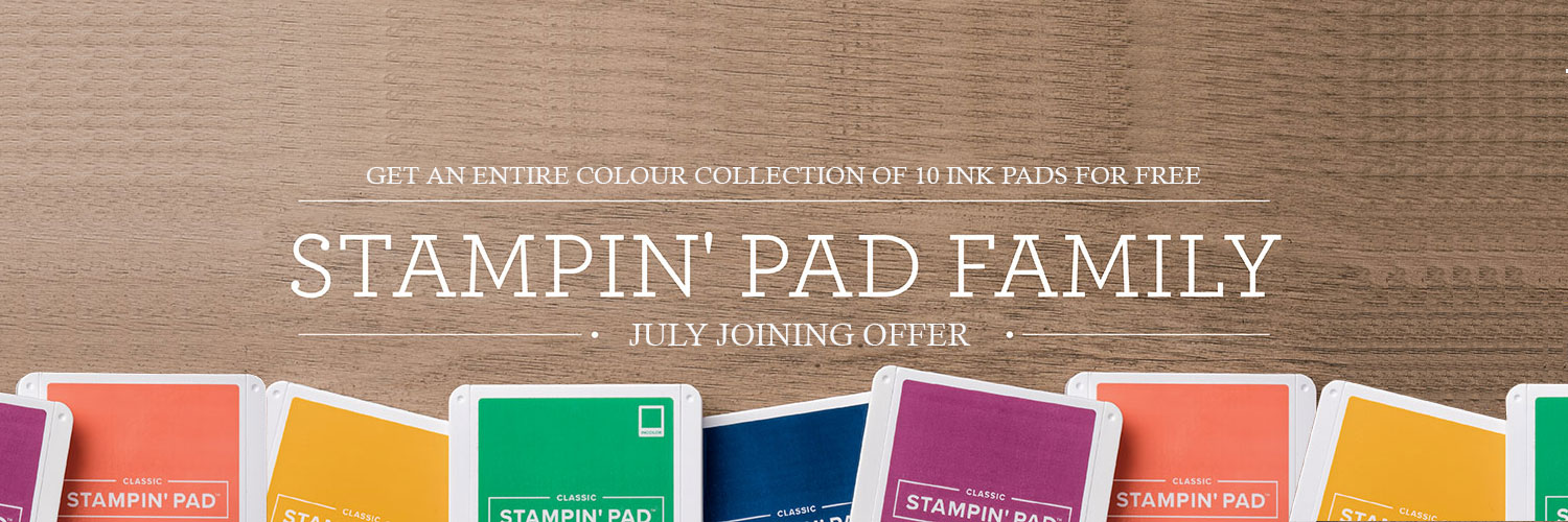 Ink Pad Offer Header