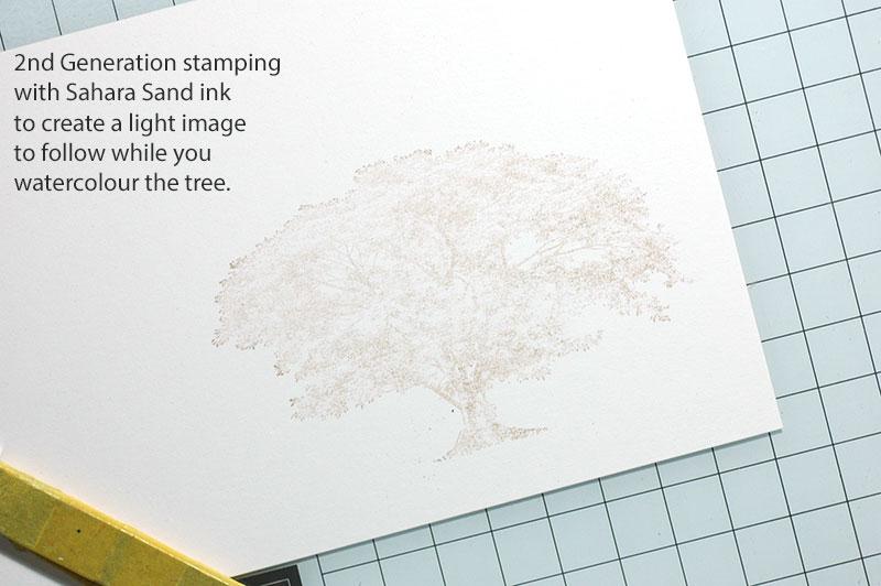 Step 1 Stamping