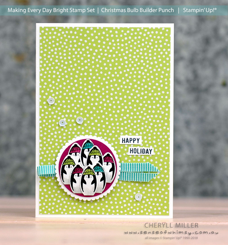 Making Every Day Bright Card