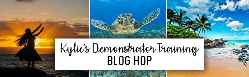 Training Blog Hop Header