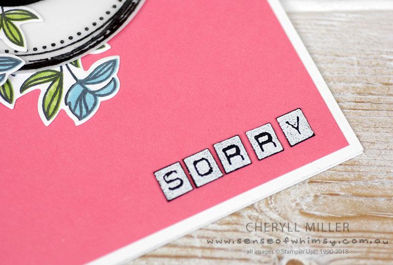 Labeler Alphabet Sorry