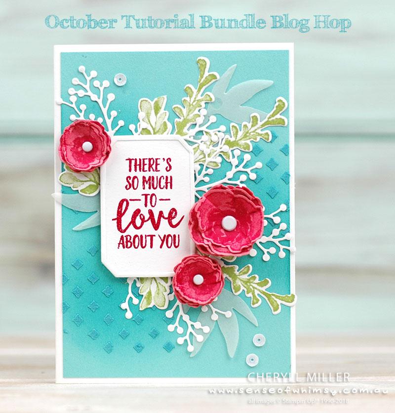 October Tutorial Bundle Blog Hop