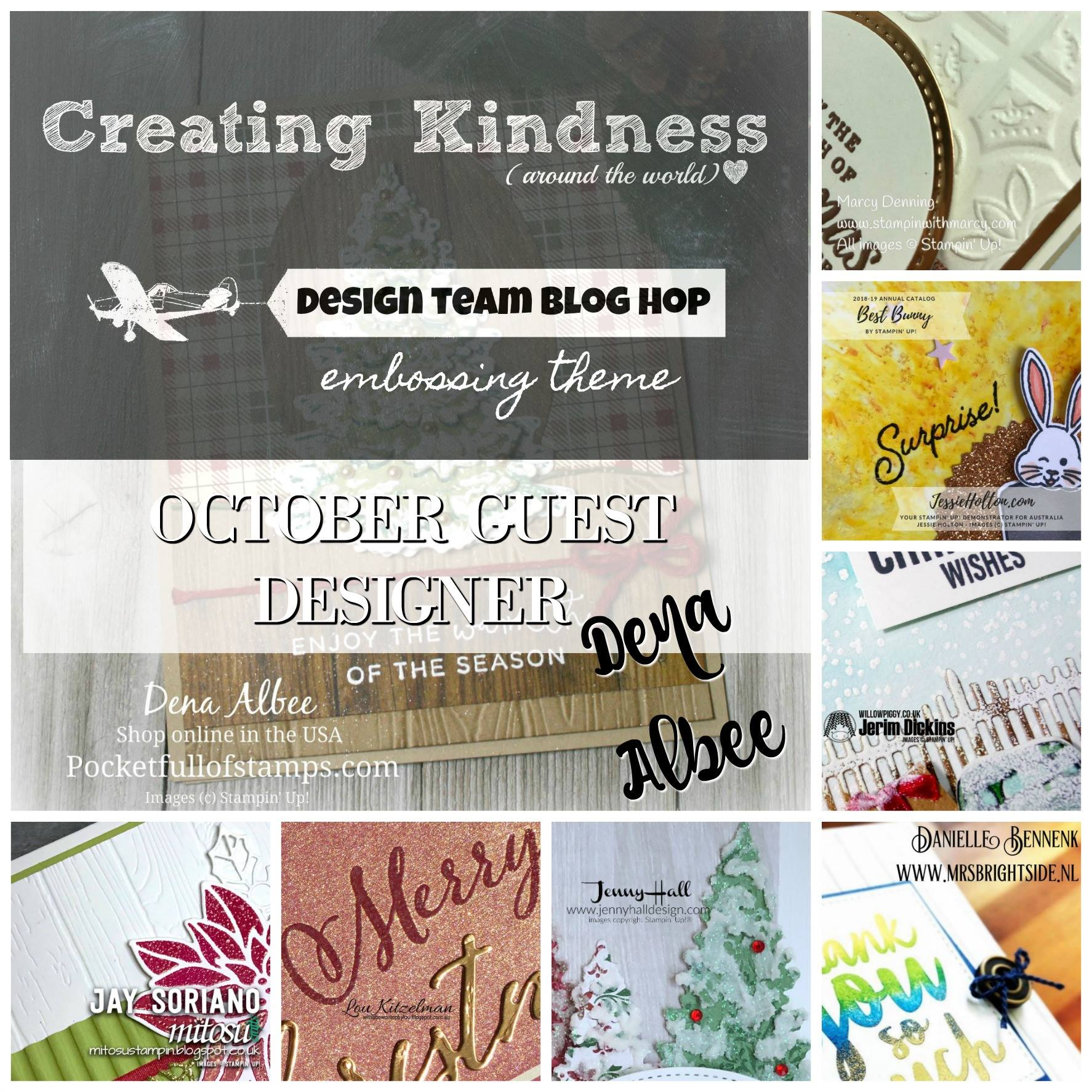 Creating Kindness October Sneak Peek