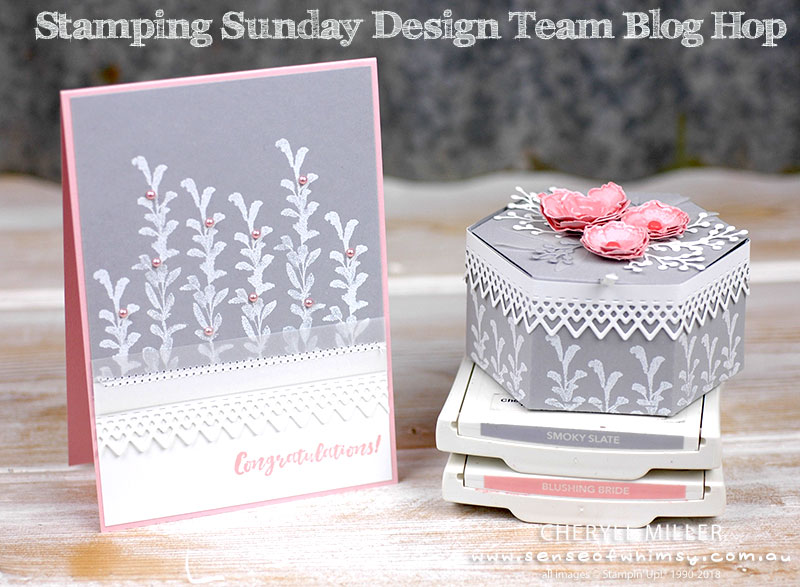 Stamping Sunday Design Team Blog Hop