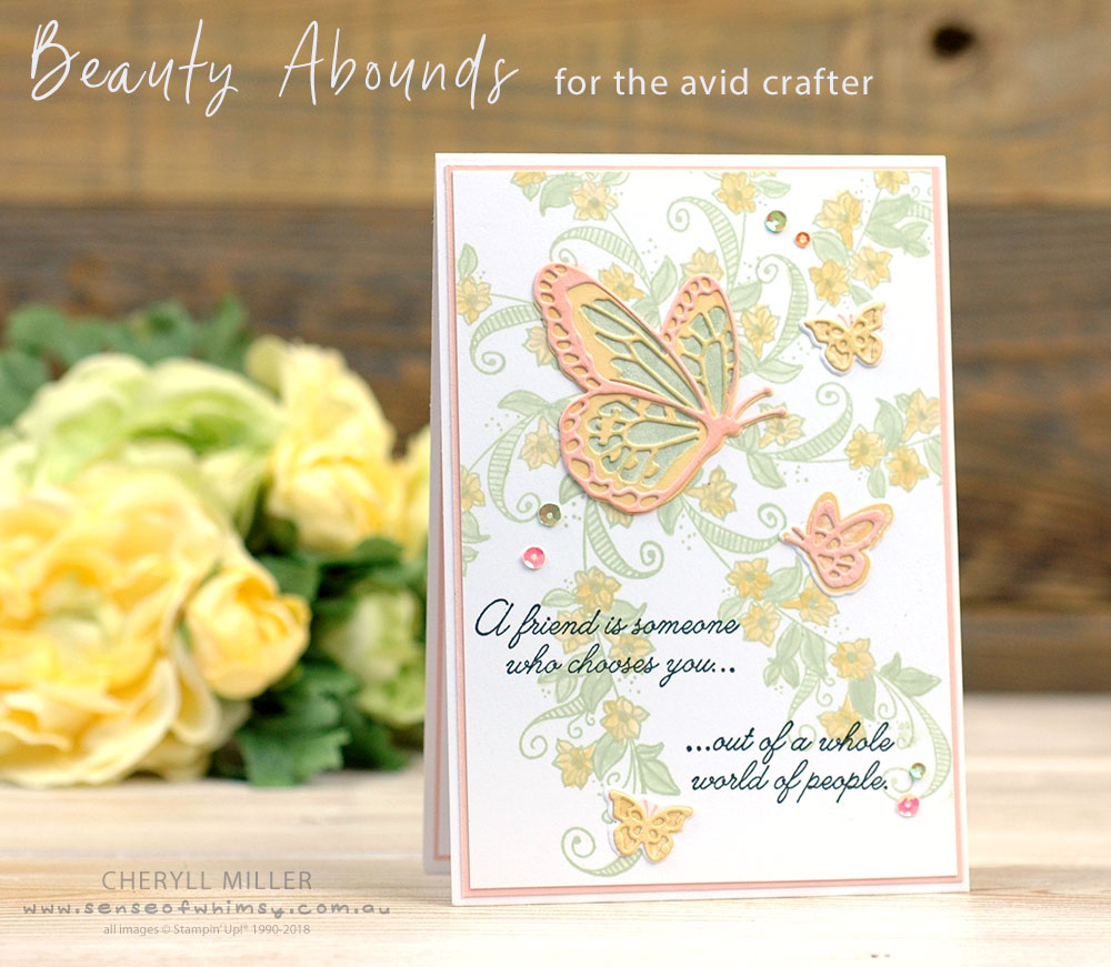 Beauty Abounds Avid Crafter