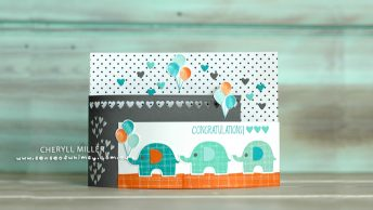 Bendi Fold Card Header