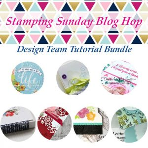 February Stamping Sunday Tutorial Bundle