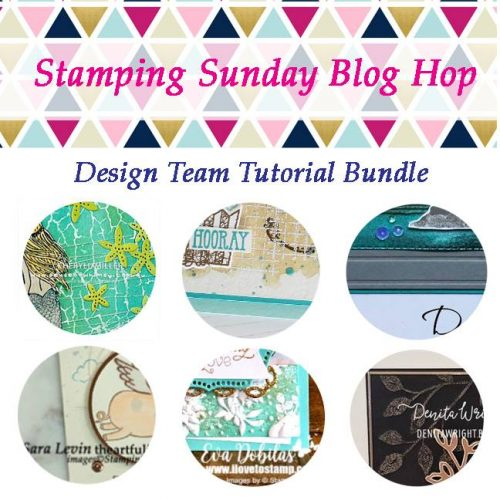 March Stamping Sunday Tutorial