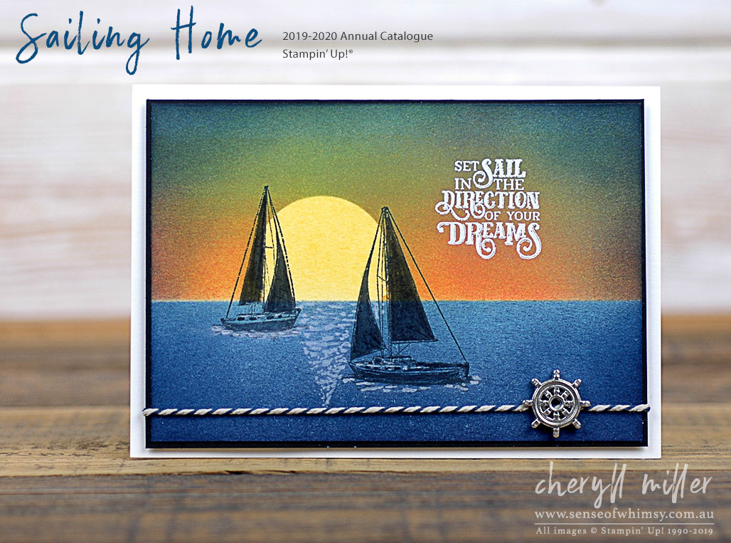 Sailing Home Sunset Sailboats