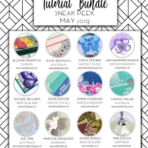 May Tutorial Bundle Graphic