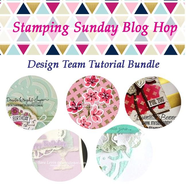 Stamping Sunday Tutorial Bundle