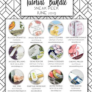 June 2019 Tutorial Bundle