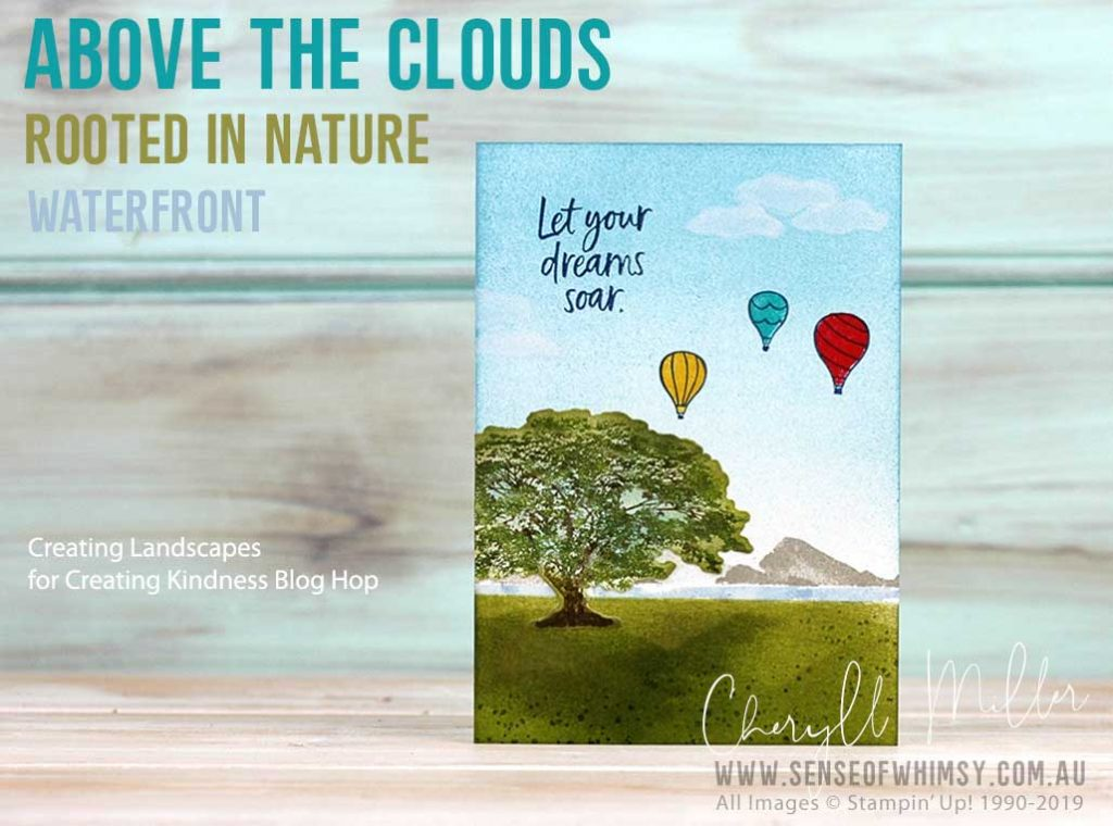 Above the Clouds, Rooted in Nature and Waterfront