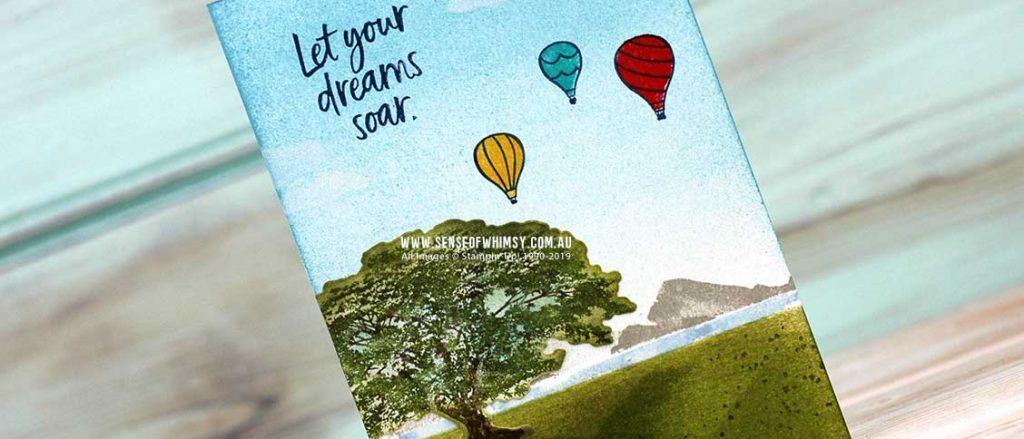 Creating Kindness Landscape Card