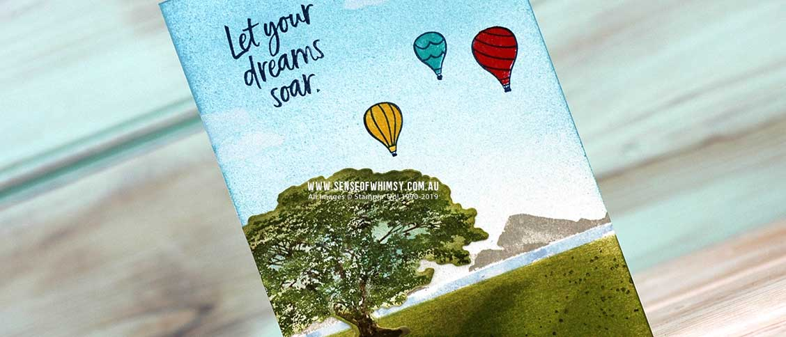 Creating Kindness Landscape Card