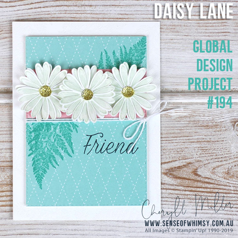 Daisy Lane for Global Design Project