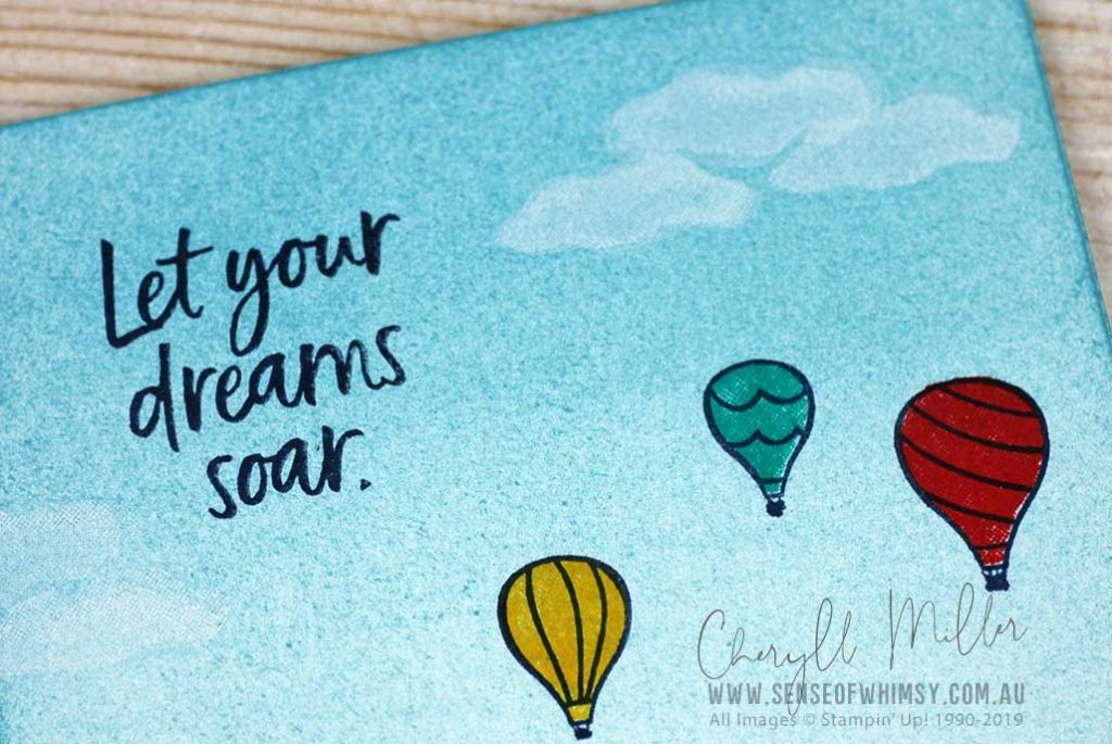 Let Your Dreams Soar Sentiment