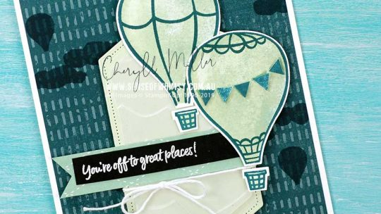 Above the Clouds for Stamping Sunday Blog Hop